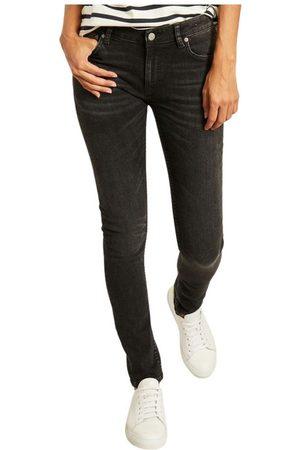 Nudie Jeans Skinny Lin jeans , Donna, Taglia: W25