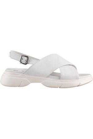 Högl Vitality Middle Heels White , Donna, Taglia: 40