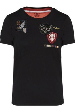 aeronautica militare Tee-shirt , Donna, Taglia: XL