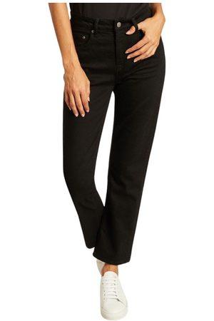Nudie Jeans Straight Sally jeans , Donna, Taglia: W28