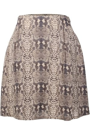 Marc by Marc Jacobs Pre-owned Gonna con stampa pelle di serpente , Donna, Taglia: US 2