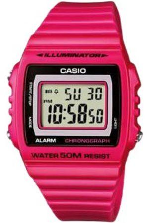Casio Watch W-215H-4 , unisex, Taglia: Taglia unica