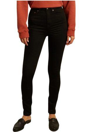Nudie Jeans Hightop Tilde slim tinted jeans , Donna, Taglia: W27