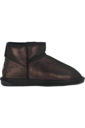 EMU Stinger Mini Chestnut Boots , Donna, Taglia: 38