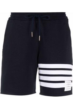 Thom Browne Shorts sportivi con righe