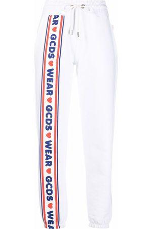 GCDS Donna Pantaloni sportivi - Pantaloni sportivi con stampa