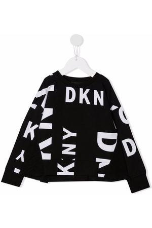 Dkny Kids Felpa con stampa