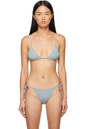 ERES Donna Bikini - Grey Mouna Bikini Top