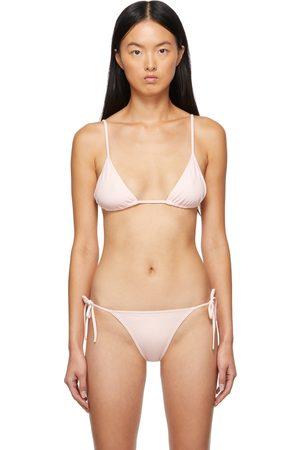 ERES Pink Mouna Bikini Top