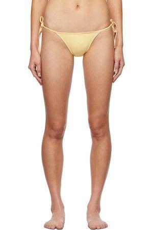 ERES Donna Bikini - Yellow Malou Bikini Bottoms