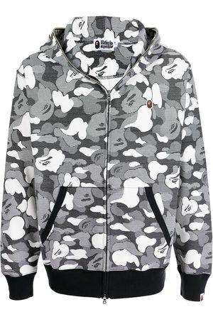 A BATHING APE® Giacca con stampa camouflage