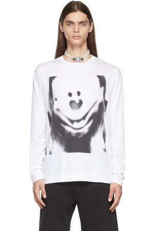 1017 ALYX 9SM White Spectral Long Sleeve T-Shirt