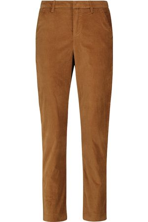 7 for all Mankind Pantaloni in velluto