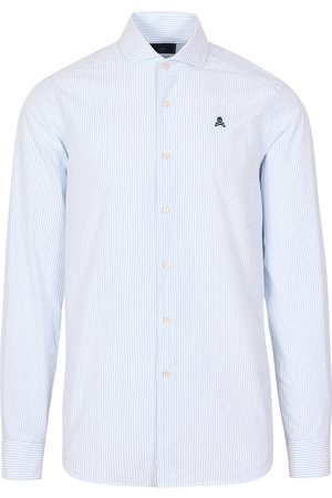 ScalperS Uomo Casual - Camicia 'Sport Elisee