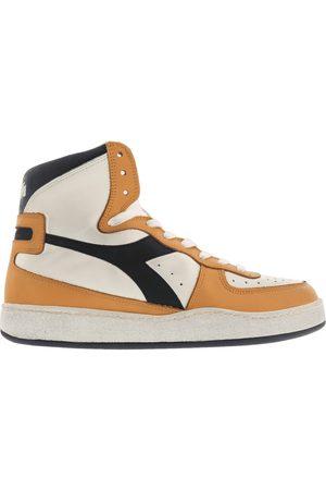 Diadora Donna Sneakers - Mi Basket Used Sneakers , Donna, Taglia: 38 1/2