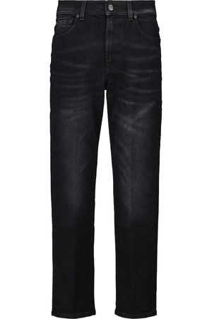7 For All Mankind Jeans The Modern Straight a vita alta