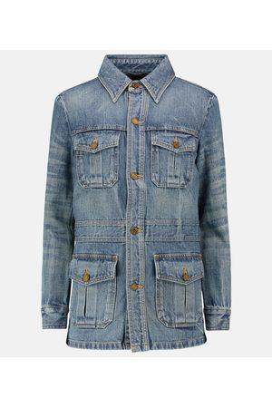 Saint Laurent Giacca di jeans