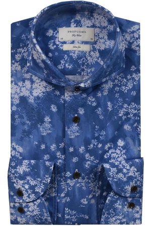 Profuomo Camicie - Slim fit shirt , unisex, Taglia: 39