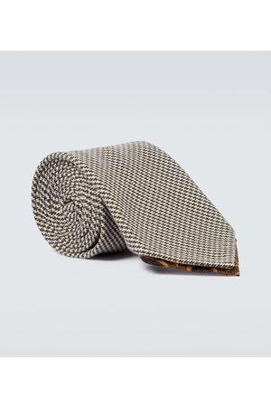 BRAM Cravatta in cotone Vernazza
