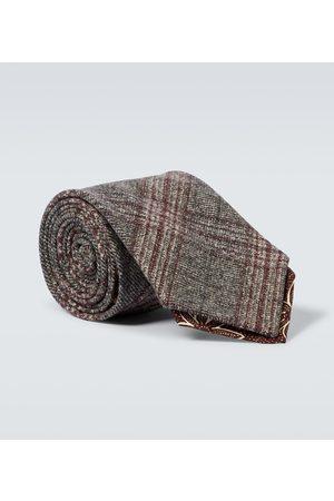 BRAM Cravatta in lana Lerici