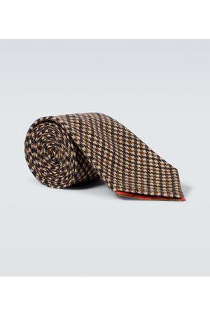 BRAM Cravatta in lana Bonassola