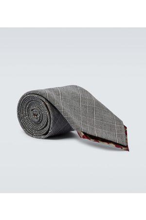 BRAM Cravatta in lana Portovenere