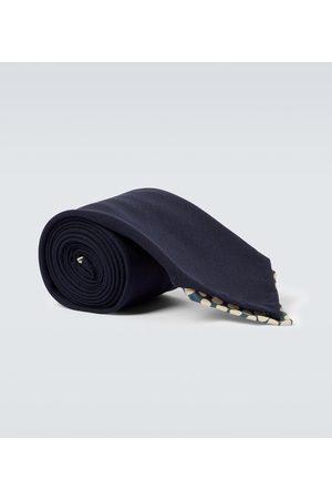 BRAM Cravatta in lana Levanto
