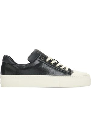 TOM FORD Donna Sneakers - Sneakers Basse City In Cotone Spalmato 30mm