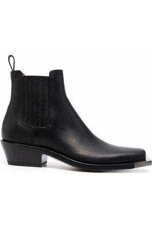 Buttero Donna Stivaletti - Stivali Chelsea con punta quadrata