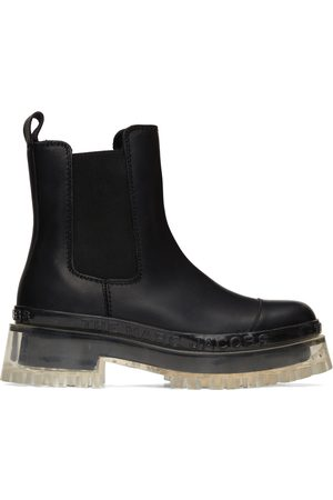 Marc Jacobs Donna Stivali - Black 'The Boot' Chelsea Boots
