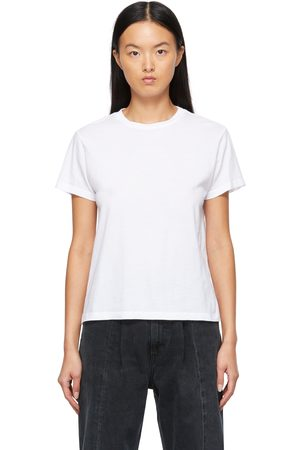 AGOLDE Donna T-shirt a maniche corte - Supima Cotton Rena T-Shirt