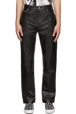 Stolen Girlfriends Club Uomo Di pelle - Limited Edition Leather Rider Trousers