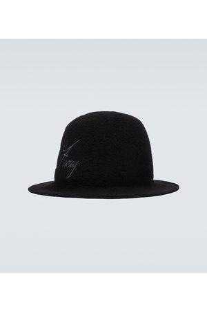 JUNYA WATANABE Cappello Muehlbauer in feltro di lana