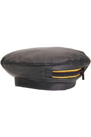 K-WAY R&D Cappello Reversibile In Pelle