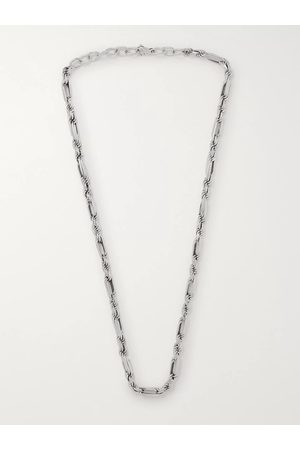 Bottega Veneta Uomo Collane - Sterling Chain Necklace