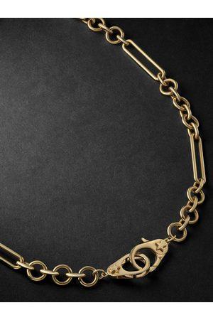 Foundrae Sister Hook 18-Karat Necklace