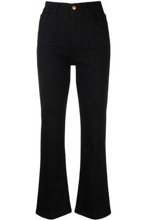 Rodebjer Donna A zampa & Bootcut - Jeans svasati a vita alta