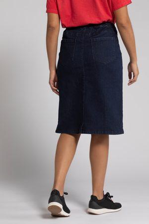 Ulla Popken Gonna di jeans Mony