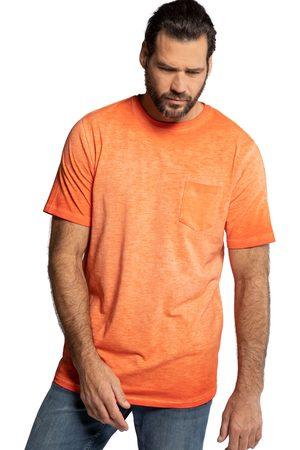 JP 1880 T-shirt mezze maniche tinta a freddo