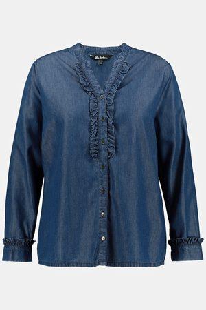 Ulla Popken Camicia di jeans