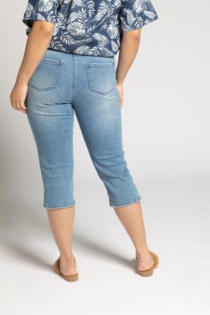 Ulla Popken Donna Capri - Jeans alla Capri Sarah