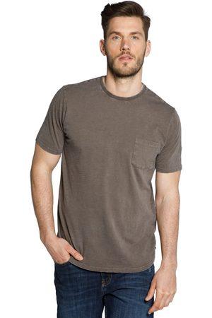 JP 1880 T-shirt di jersey fiammato dal look unico in stile vintage con mezze maniche