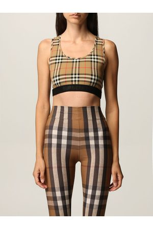 Burberry Top cropped