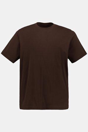 JP 1880 T-shirt di cotone pettinato con scollo a girocollo