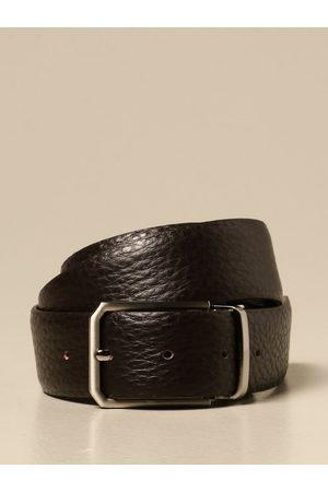 Xc Cintura in pelle martellata reversibile