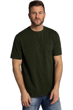 JP 1880 T-shirt in jersey fiammato di cotone