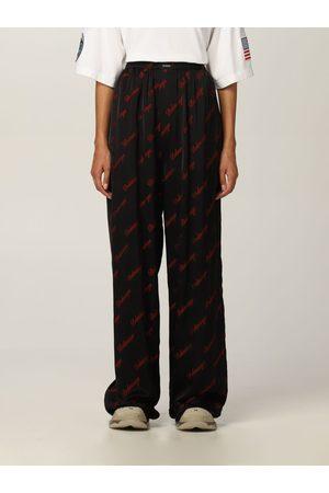 Balenciaga Pantalone Pajama in viscosa
