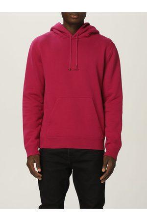 Saint Laurent Felpa Uomo colore Fuxia