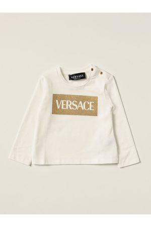 Young Versace Tshirt Versace Young con logo lurex