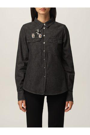 Actitude Twinset Camicia Donna colore Denim